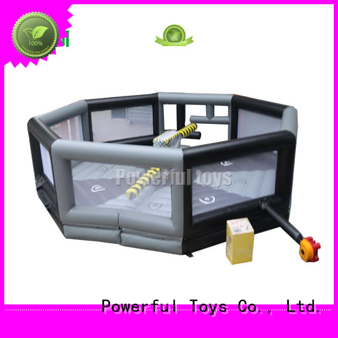 safe kids inflatable bulk production for skiing Powerful Toys