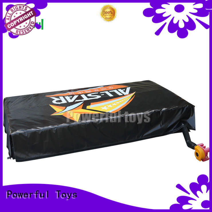 Powerful Toys foam pit airbag for sale