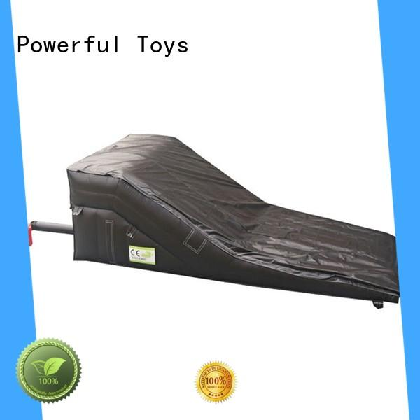 hot-sale best airbag ramp for park