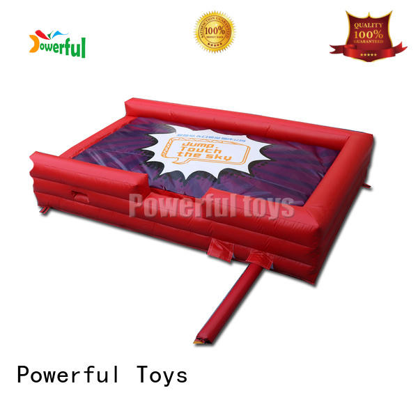 Powerful Toys universal air bags cheapest factory price for amusement park