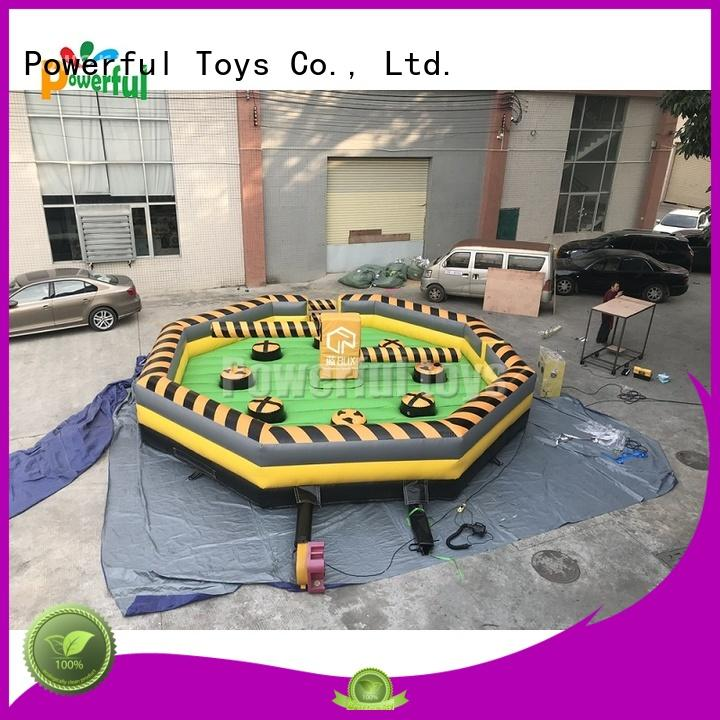 safe inflatables for sale at discount for snowboard Powerful Toys
