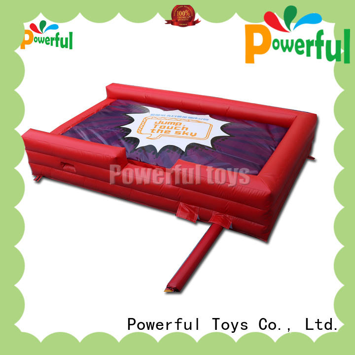 supplier foam jump for sale Powerful Toys