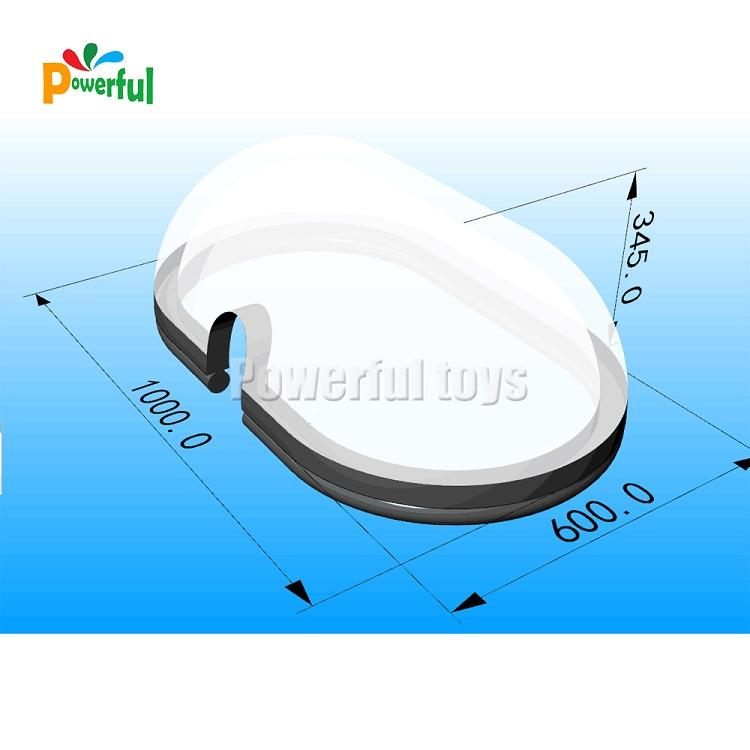 Powerful Toys high-quality inflatable tent sale factory direct supply-2